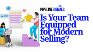 is your team equipped for modern selling