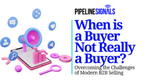 when is a buyer not really a buyer