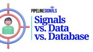 Signals Data Database